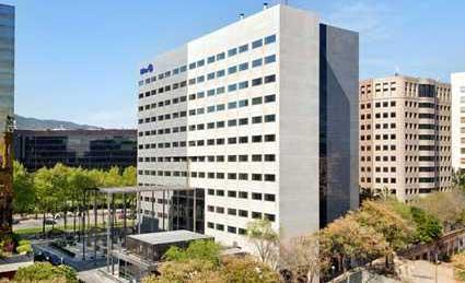 l'hôtel Hilton de Barcelone