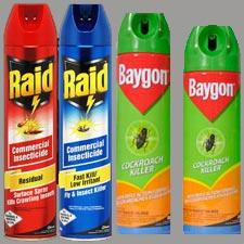 Insecticide punaise de lit